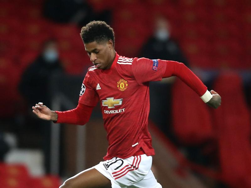 Marcus Rashford wants to end his career at Man United