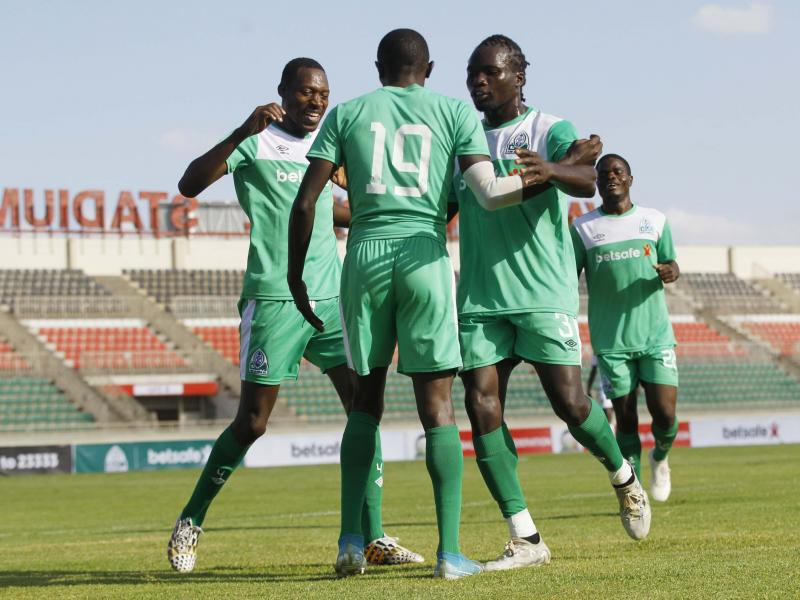 CAF CL: Gor Mahia stun APR with two late goals to advance to first round