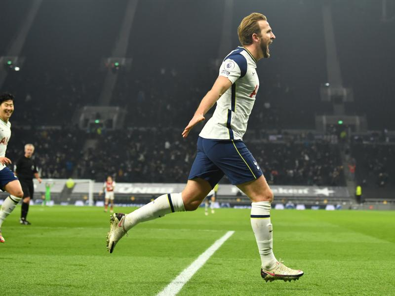 Mourinho provides fitness update on Harry Kane