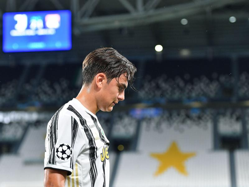 ⚫️⚪️ Paulo Dybala believed to a be player that cracks under big pressure