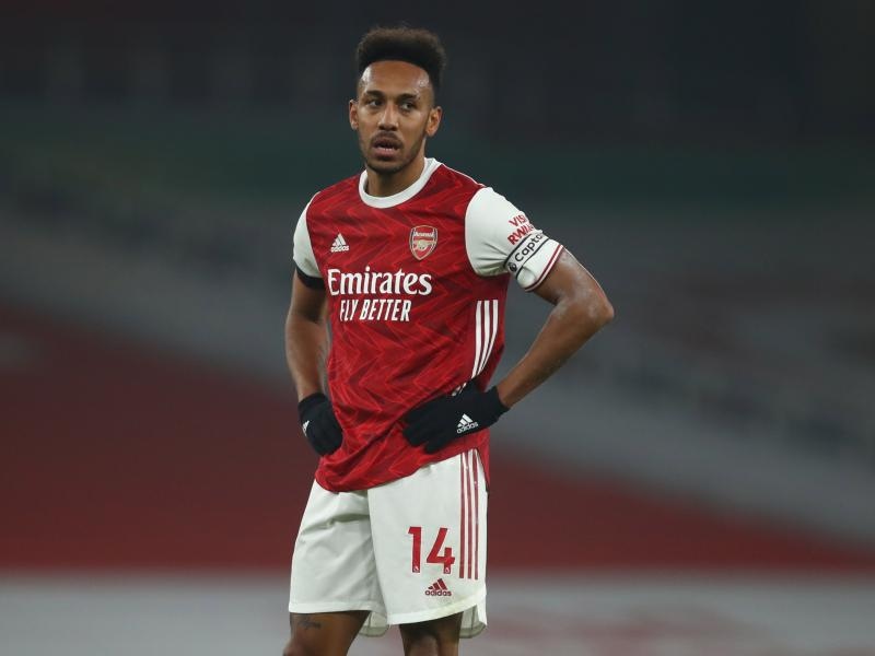 Revealed: Why Aubameyang misses Arsenal clash against Southampton