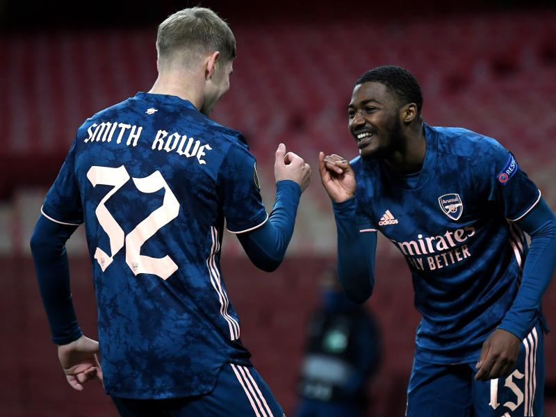 What is the latest on Emile Smith Rowe, Thomas Partey, Kieran Tierney and Aubameyang?