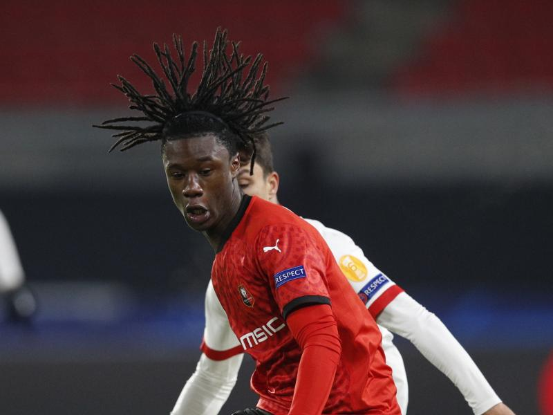 🇫🇷 Rennes president on United target Camavinga: Discussions are still ongoing