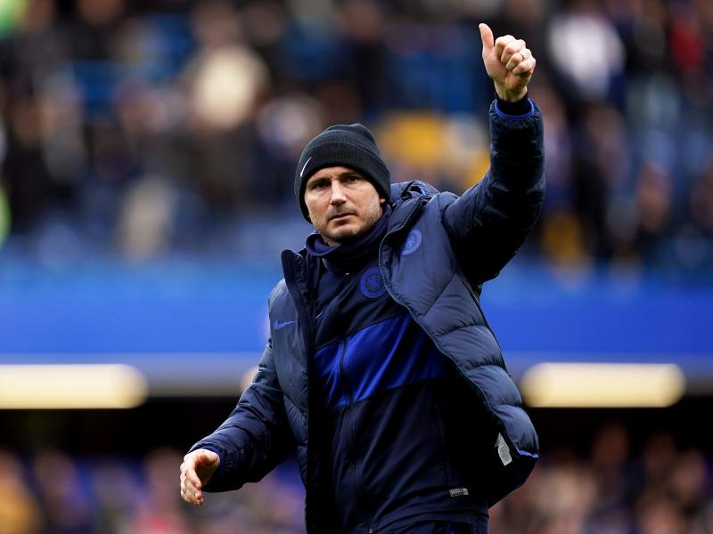 Paul Merson: Give Lampard time, Chelsea still in title race