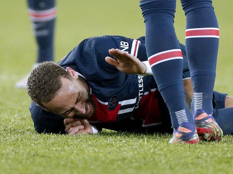 PSG's Neymar ruled out of French Cup tie against Lille