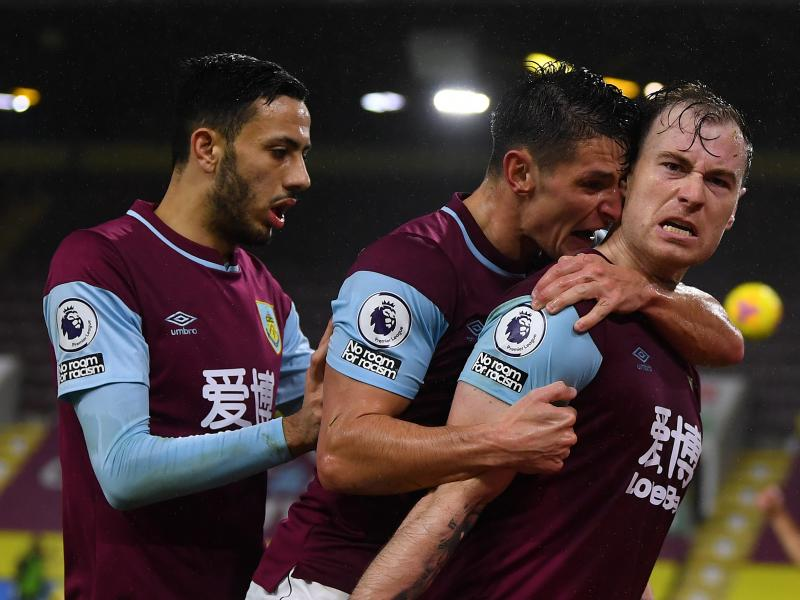 Wolves 0-4 Burnley: Clarets on brink of Premier League safety after historic win at Wolves