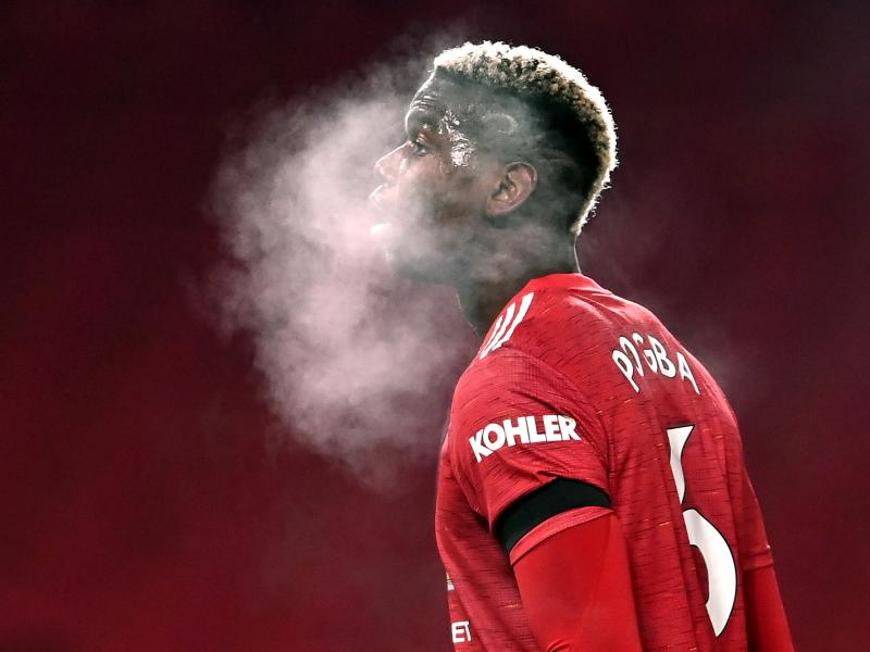 Man United's Paul Pogba reflects on Carabao Cup exit