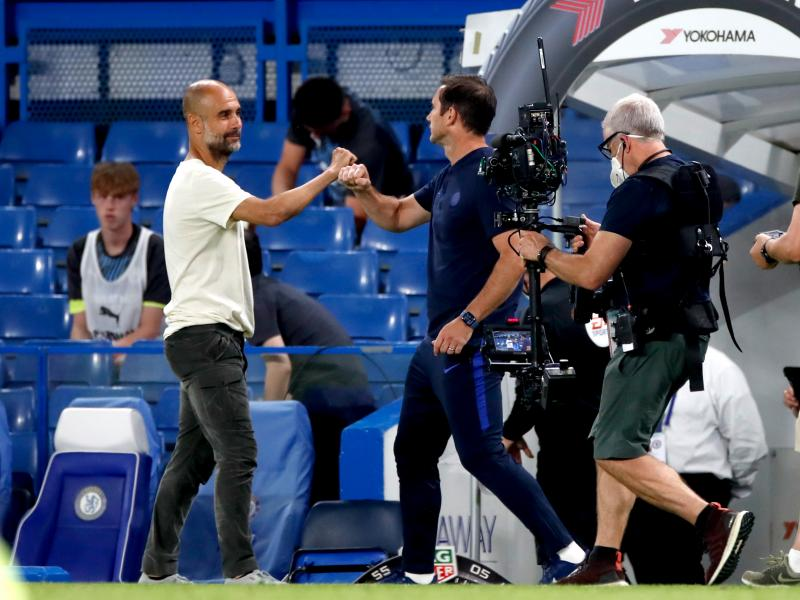 Pep Guardiola admits that Chelsea are 'suffering'