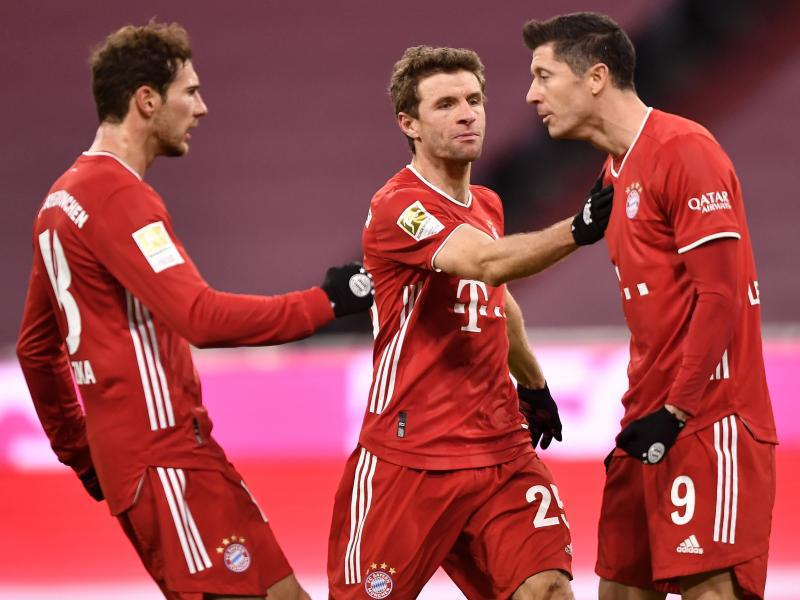 Manchester United looking to sign Leon Goretzka on a free transfer in 2022
