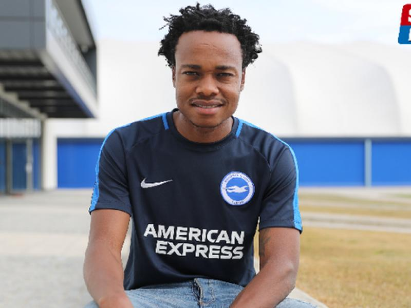 🇿🇦 Breaking: Brighton announce South Africa's Percy Tau