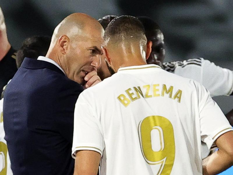 Injury news: Karim Benzema set to return against Atletico Madrid