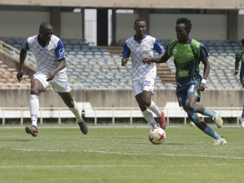 🇰🇪 FKF PL: KCB maintains unbeaten run with a narrow victory over Bidco United