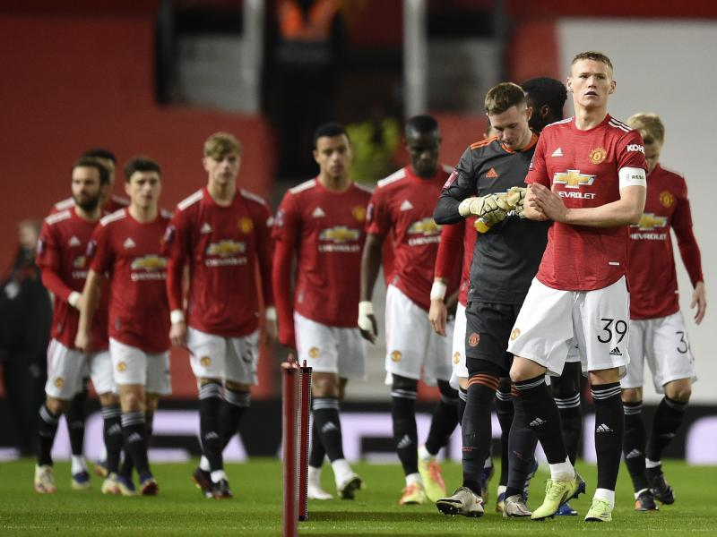 'We were nowhere near our best' McTominay admits after Watford win