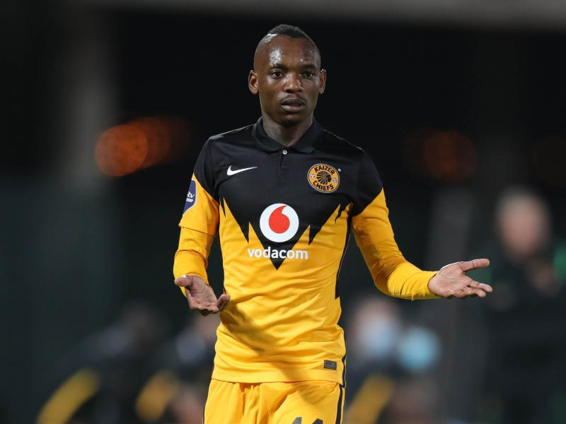 🟡⚫️ Breaking: Kaizer Chiefs announce Billiat will be out for two months after leg bone crack