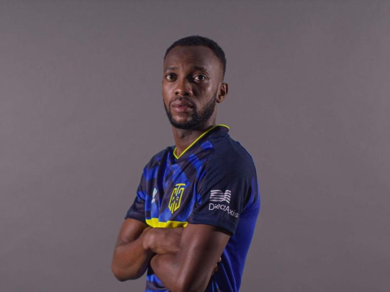 🔵 Cape Town City announce Justin Shonga