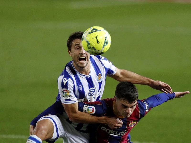 Real Sociedad vs Barcelona: Here is where to place your bets tonight