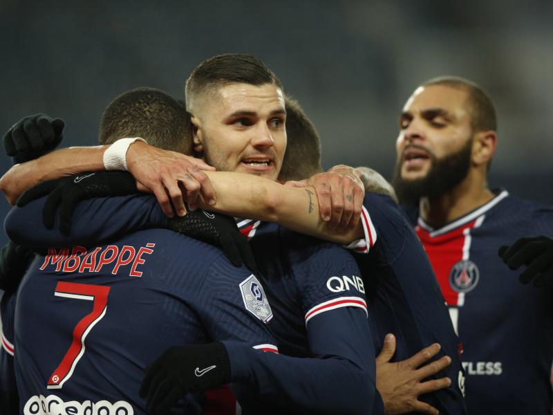 PSG edge out Marseille to clinch French Super Cup title for eighth successive season