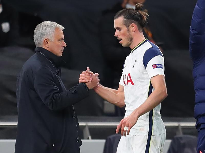 There are no talks over Bale's future, says Mourinho