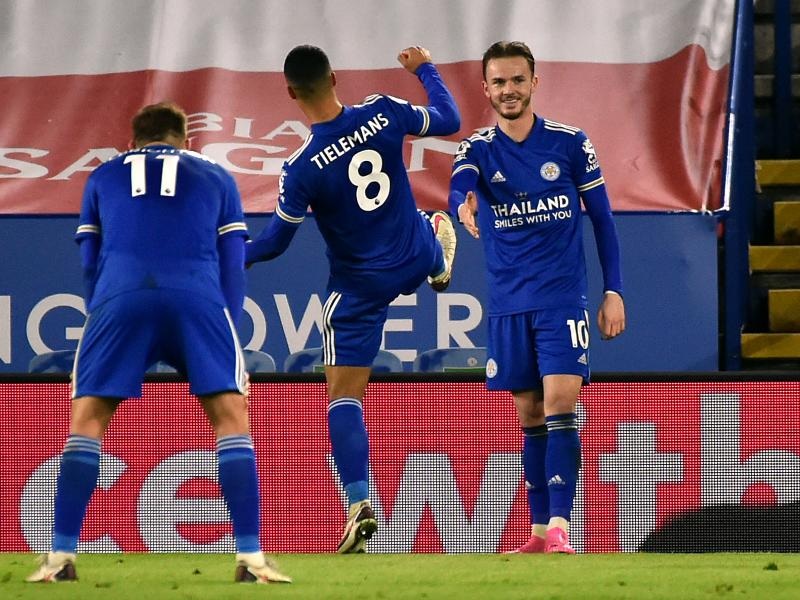 Leicester City 2-0 Southampton: Harvey Barnes seals it for the Foxes against toothless Saints