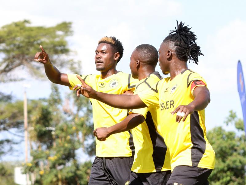 FKF Premier League matchday 14 Fixtures