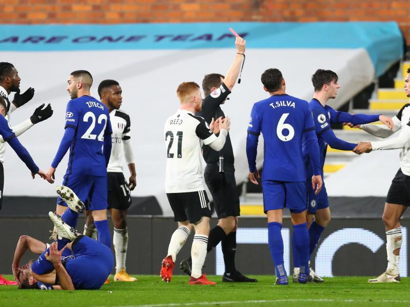 Chelsea urged to maintain momentum after Fulham win by captain Azpilicueta
