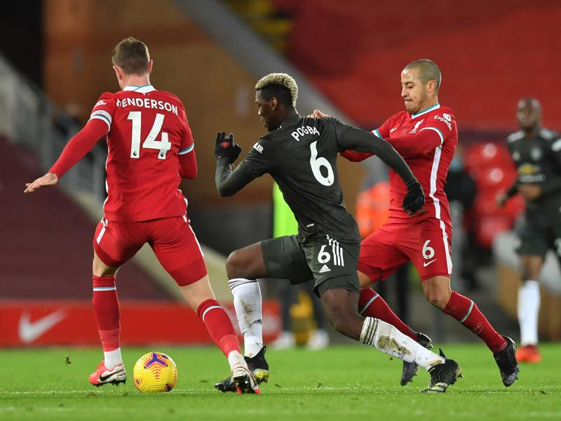 Pogba right wing position in Liverpool draw explained