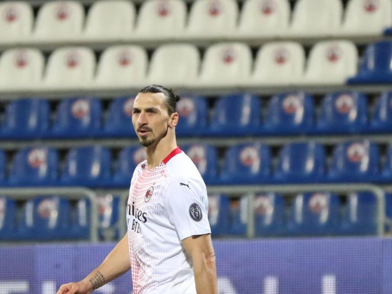 Ibrahimovic set to be on the sidelines for two months