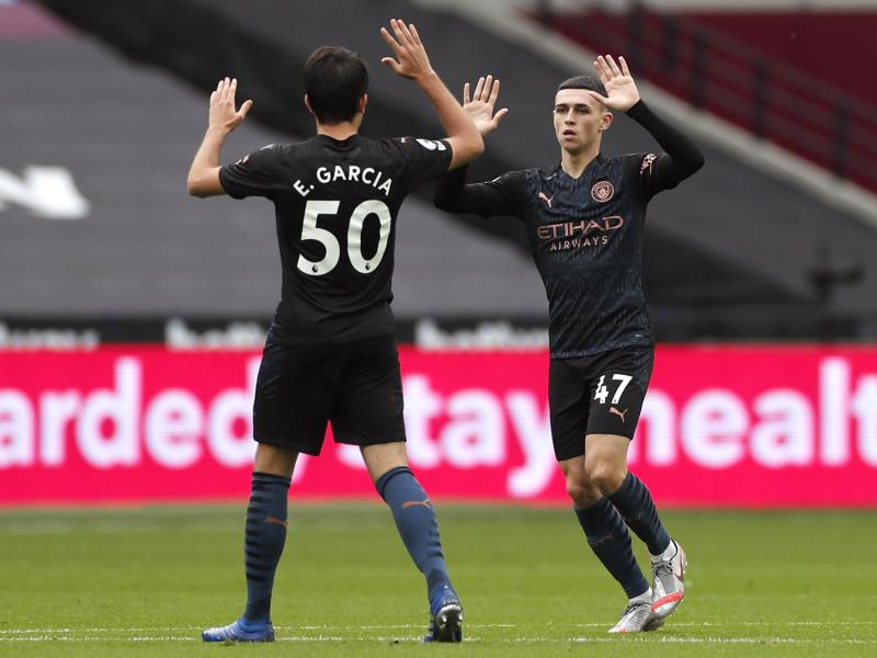 Man City defender Eric Garcia attracting interest from Arsenal