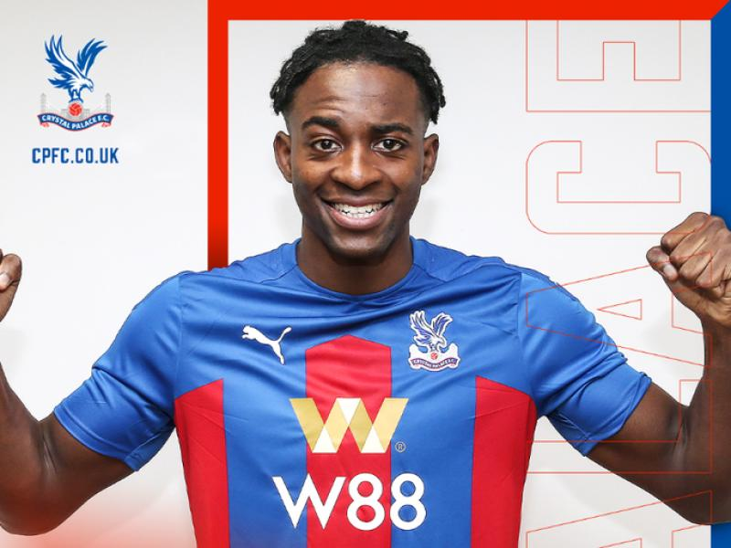 🔴🔵 Breaking: Palace announce big French striker Jean-Philippe Mateta
