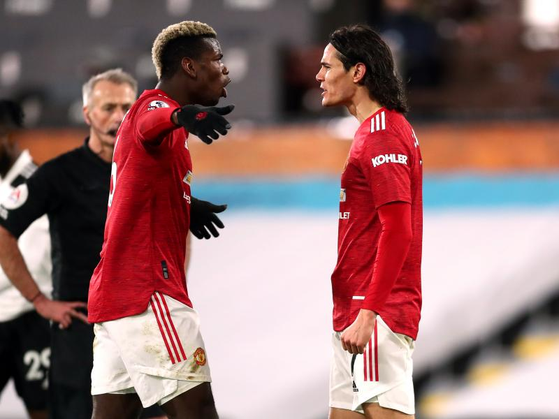 🔴 Pogba explains Cavani's special qualities that other Man United forwards don't have