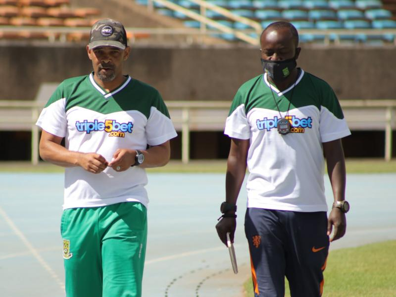 Salim Ali 'disappointed than pleased' after Mathare United draw against Bandari