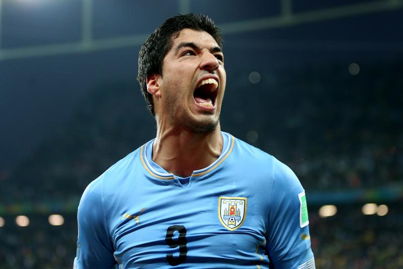 🎯 Luis Suárez's ridiculous career goal stats for club & country