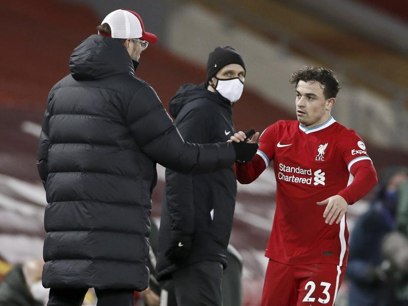 Xherdan Shaqiri to leave Liverpool in search of more playing time
