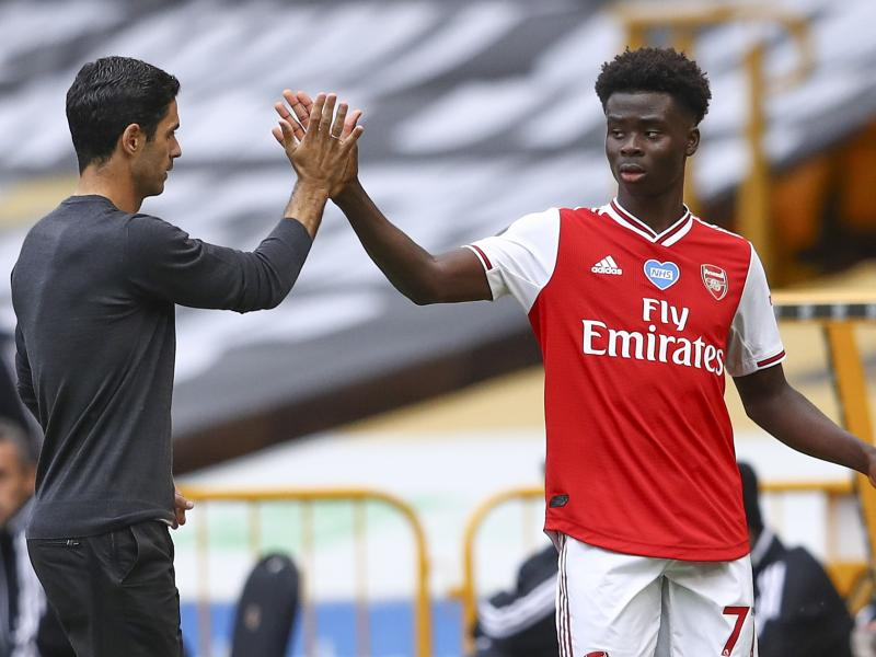 "👨‍👦 Mikel Arteta amazed by Bukayo Saka's unbelievable character: ""It's unusual for his age"""