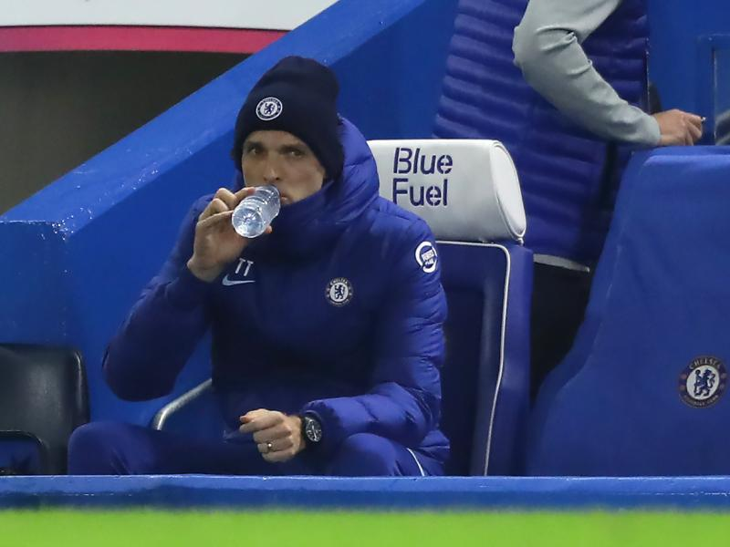 Tuchel's coaching staff at Chelsea confirmed