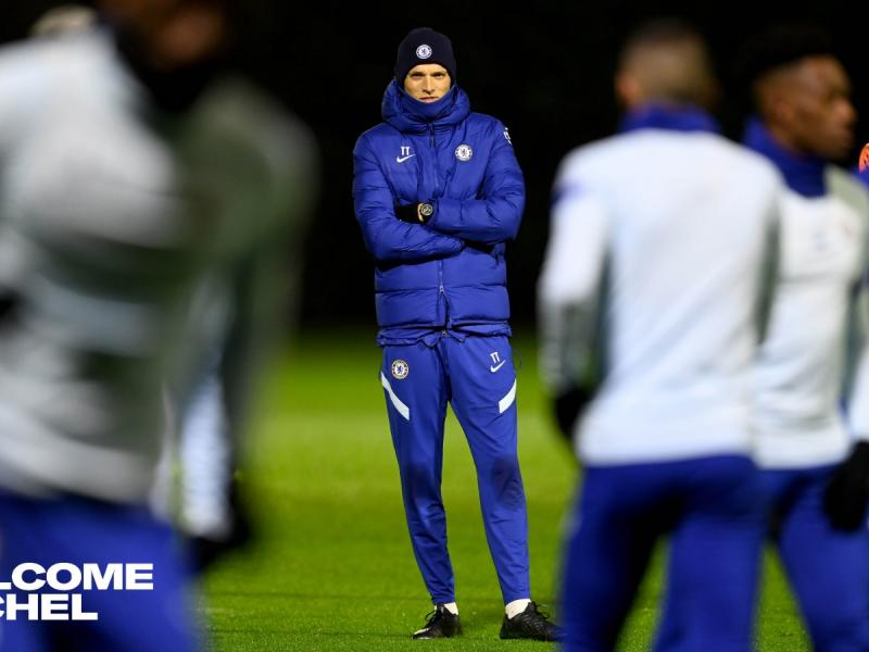 🔵🗣 Watch: New Chelsea boss Thomas Tuchel explains his playing methods at PSG