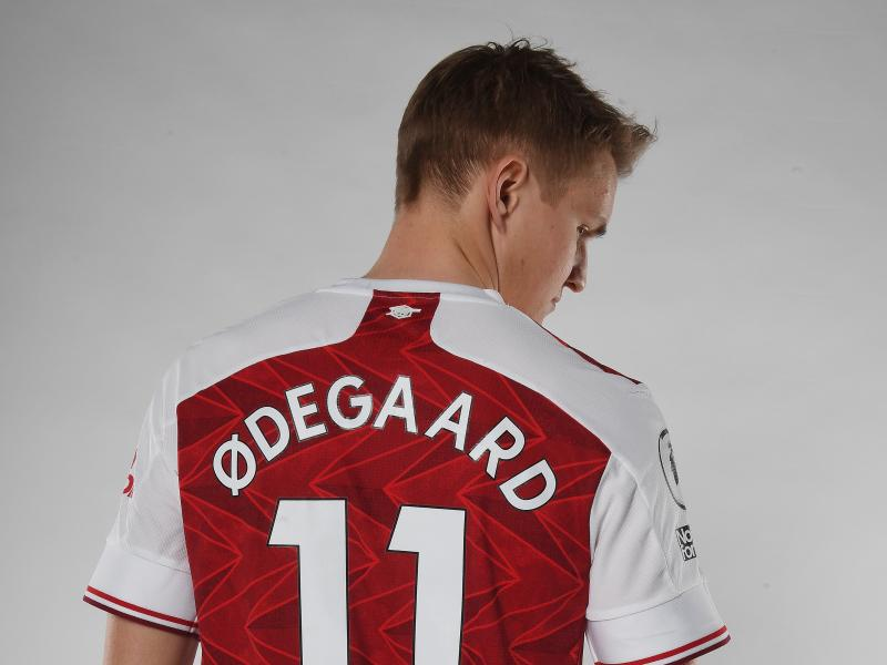 🇳🇴⏳ Latest on Arsenal and Real Madrid's Odegaard