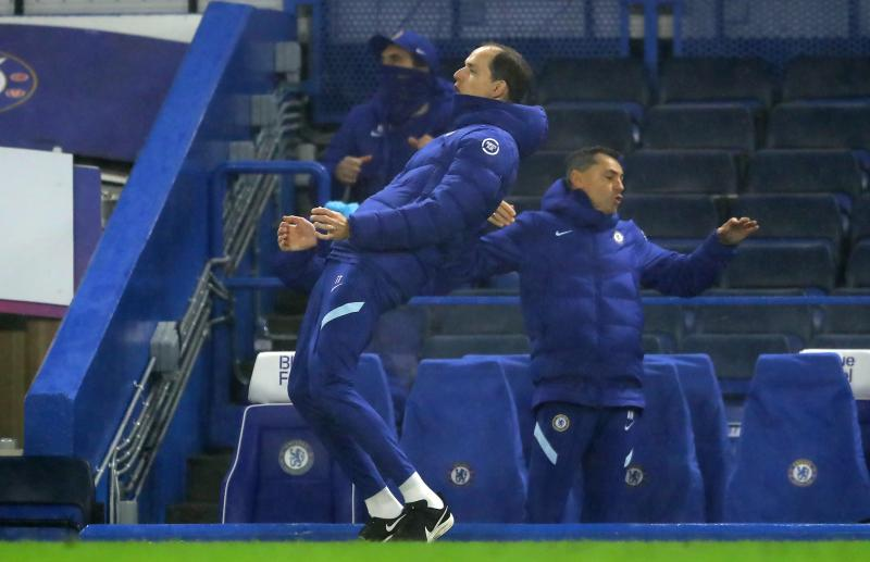 """Tuchel warns Leicester to expect """"angry"""" Chelsea"""