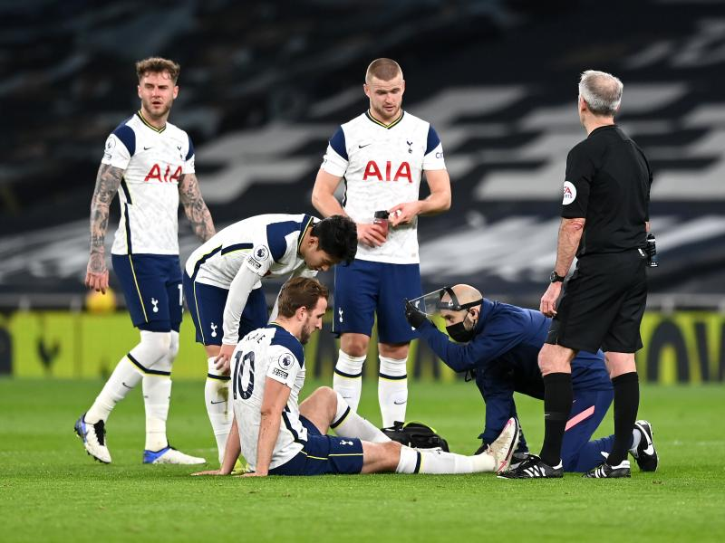 Boost for Tottenham as Kane escapes long injury layoff