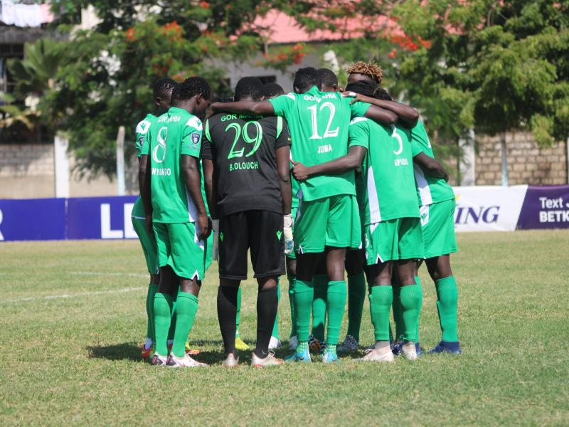 CAF CC: Gor Mahia duo being investigated by CAF