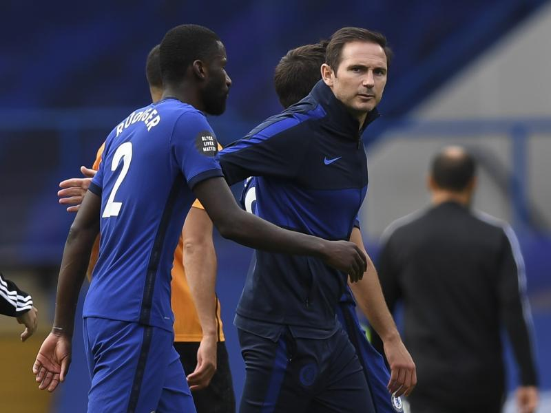 Tuchel hails foundations left by Frank Lampard at Chelsea