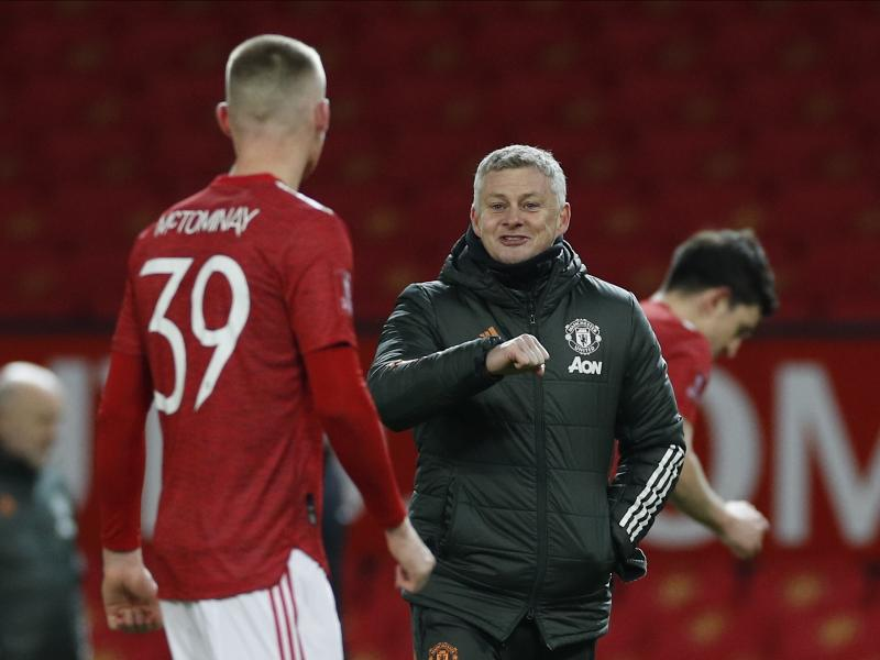 🚨 Confirmed: Man United starting XI for Chelsea clash as Ole makes five changes