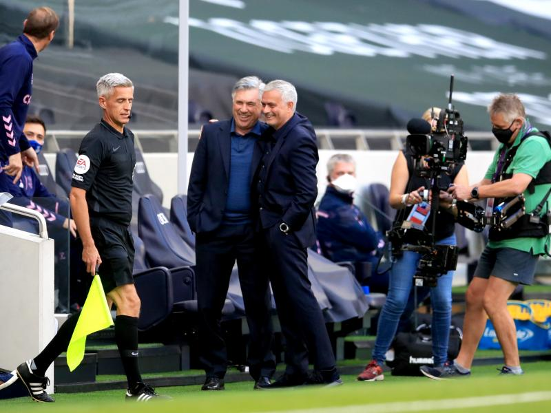 🏆 Everton vs Spurs team news: What do Carlo & José have up their sleeves tonight?