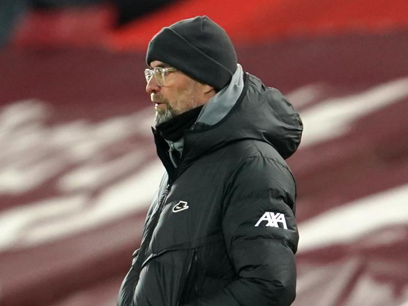 Klopp: There is no one better than me for Liverpool's job