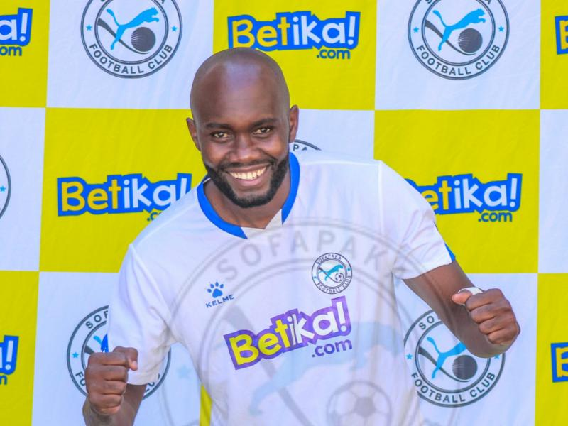 FKF PL: New signing Timothy Otieno makes his Sofapaka debut against Zoo FC