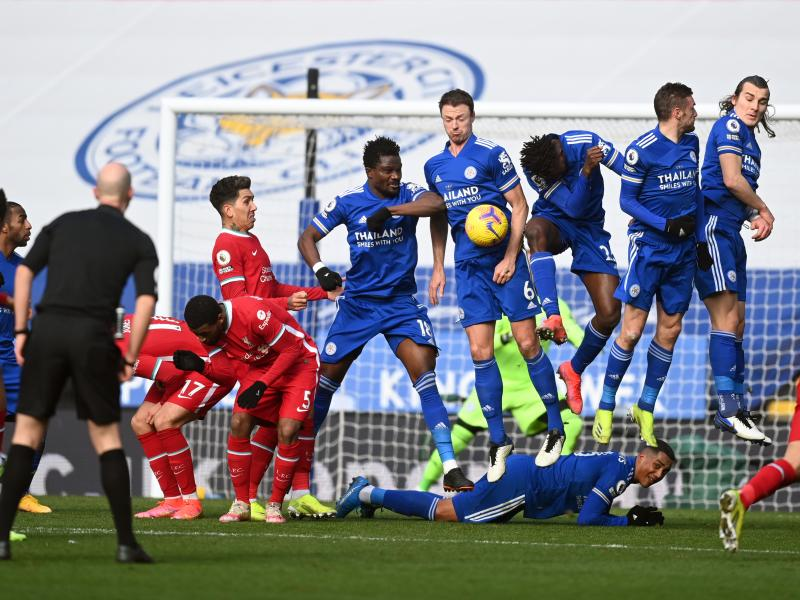Leicester 3-1 Liverpool: Foxes stage comeback to stun The Reds