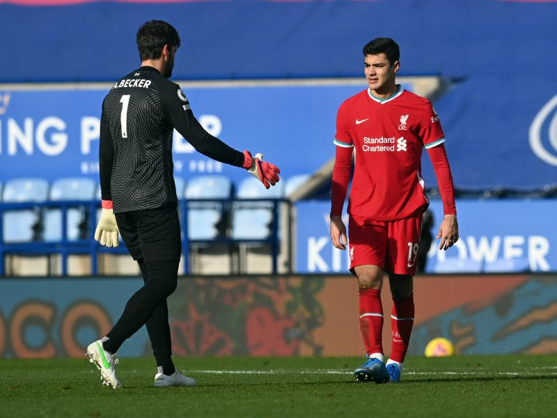 Liverpool's Kabak in Doubt for Fulham Game