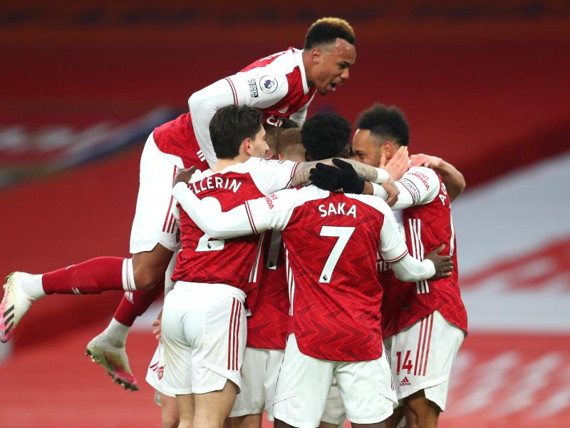 Arsenal vs Benfica: Quick stats, goals and facts