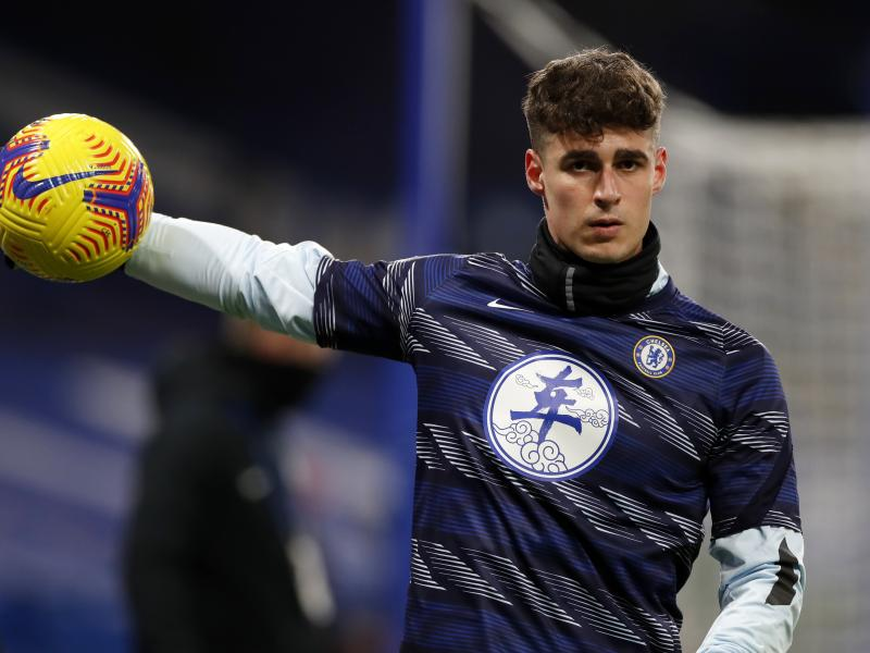 Thomas Tuchel reveals reason to start Kepa ahead of Mendy