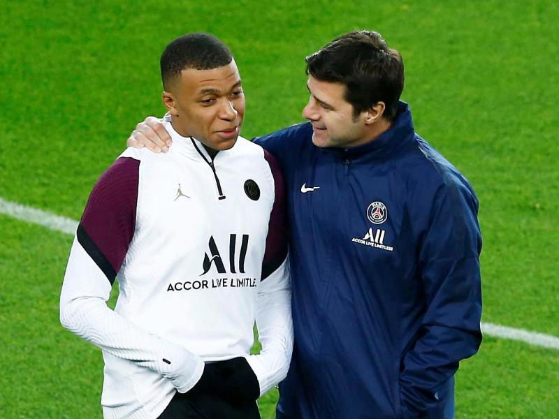 Pochettino tips Mbappe to succeed Messi and Ronaldo